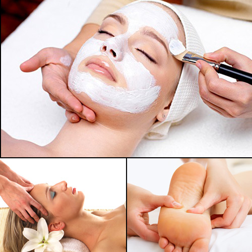 Pampering Packages